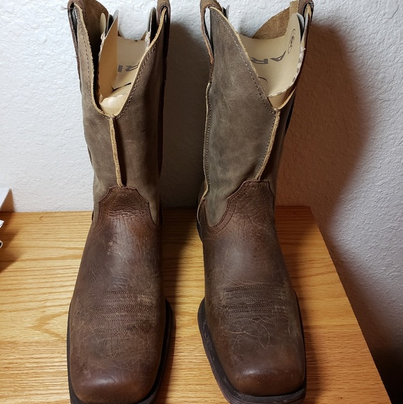 102014dbb4a Ariat Rambler Men's boots size 10.5D